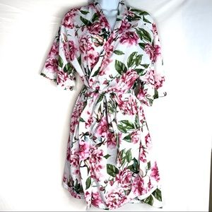 Show Me Your Mumu Garden of Blooms Robe OS